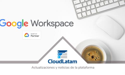 Google Workspace – Inicia o unete directamente a una videoconferencia de Google Meet desde Gmail