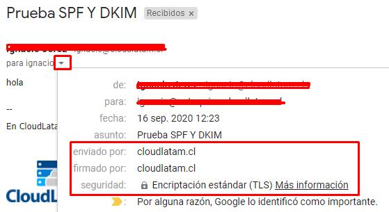 Evitar el spoofing, el phishing y el spam