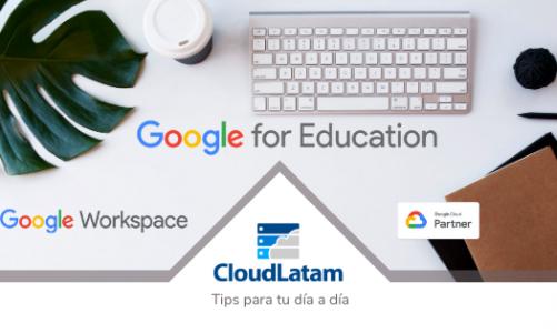 Habilita la grabación de Google Meet para licencias de estudiante en Google Workspace Education Plus